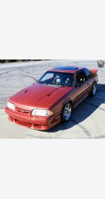 1992 Ford Mustang GT Hatchback for sale 101245137