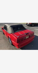 1992 Ford Mustang GT Convertible for sale 101270916