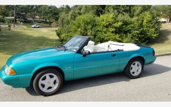 1992 Ford Mustang LX V8 Convertible for sale 101283964