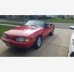 1992 Ford Mustang LX V8 Convertible for sale 101336822
