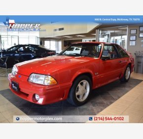 1992 Ford Mustang GT for sale 101368871