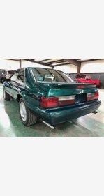 1992 Ford Mustang LX V8 Hatchback for sale 101376456