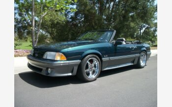 1992 Ford Mustang GT Convertible for sale 101383952