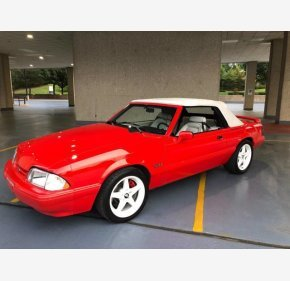 1992 Ford Mustang for sale 101401095