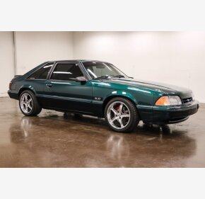 1992 Ford Mustang LX V8 Hatchback for sale 101407528