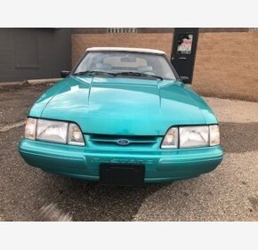 1992 Ford Mustang for sale 101418016