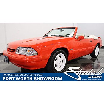 1992 Ford Mustang for sale 101517793