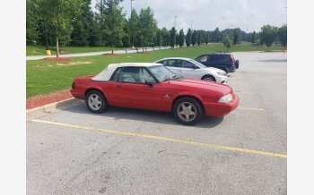 1992 Ford Mustang LX V8 Convertible for sale 101560137