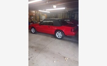 1992 Ford Mustang Convertible for sale 101561208