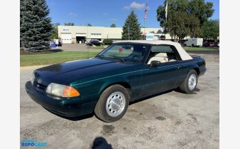 1992 Ford Mustang LX Convertible for sale 101599646