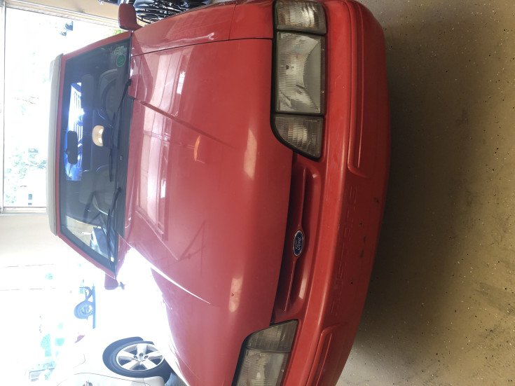 1992 Ford Mustang LX V8 Convertible for sale 101603929