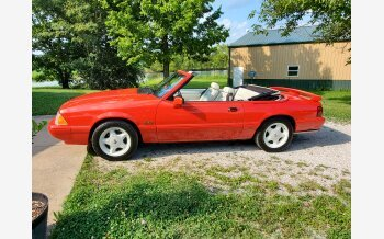 1992 Ford Mustang LX V8 Convertible for sale 101624301