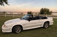 1992 Ford Mustang GT Convertible for sale 101262495