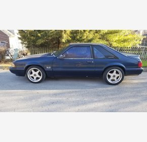 1992 Ford Mustang LX V8 Hatchback for sale 101321189