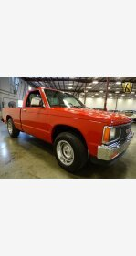 1992 GMC Sonoma 2WD Regular Cab for sale 101044114
