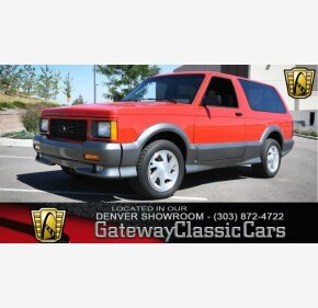 1992 GMC Typhoon for sale 101024683