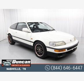 1992 Honda CRX Si for sale 101385629