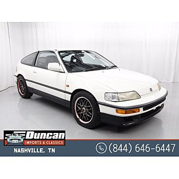 1992 Honda CRX Si for sale 101385629