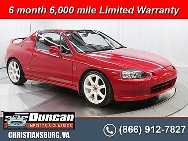 1992 Honda CRX for sale 101549653