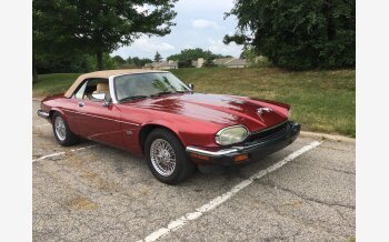 1992 Jaguar XJS V12 Convertible for sale 101177065