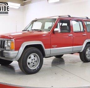 1992 Jeep Cherokee 4WD Laredo 4-Door for sale 101423098