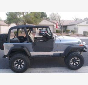 1992 Jeep Wrangler for sale 101301003