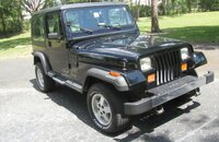 1992 Jeep Wrangler 4WD for sale 101349132