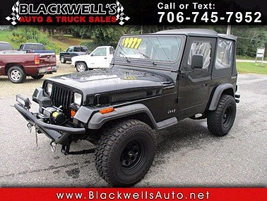 1992 Jeep Wrangler for sale 101392260