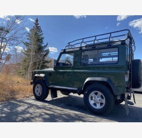 1992 Land Rover Defender 90 for sale 101444109