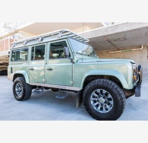 1992 Land Rover Defender 110 for sale 101458829