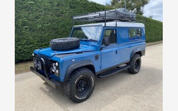 1992 Land Rover Defender 110 for sale 101489396
