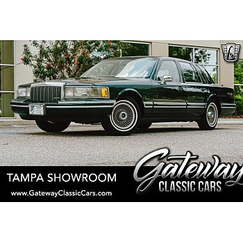 1992 Lincoln Town Car for sale 101328583