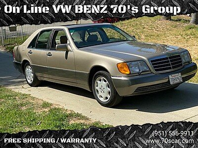 1992 Mercedes-Benz 300SD for sale 101490068