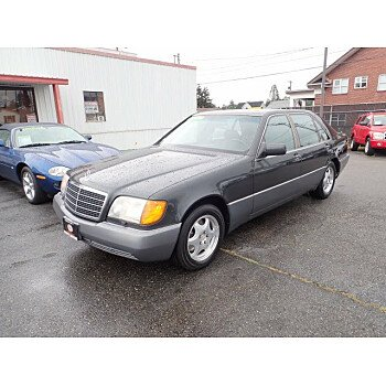 1992 Mercedes-Benz 500SEL for sale 101143537