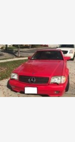 1992 Mercedes-Benz 500SL for sale 101055722