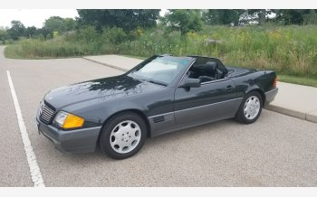 1992 Mercedes-Benz 500SL for sale 101222818