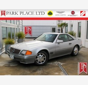 1992 Mercedes-Benz 500SL for sale 101283810