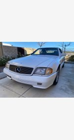 1992 Mercedes-Benz 500SL for sale 101407890