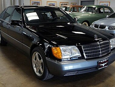 1992 Mercedes-Benz 600SEL for sale 101318995