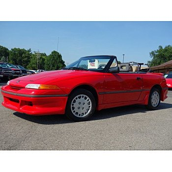 1992 Mercury Capri for sale 101016498