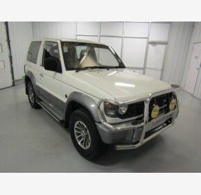 1992 Mitsubishi Pajero for sale 101013544