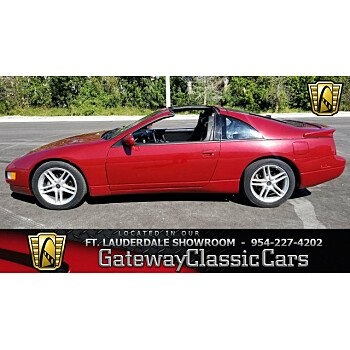 1992 Nissan 300ZX 2+2 Hatchback for sale 100970994