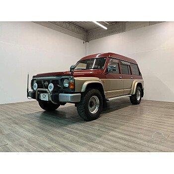 1992 Nissan Patrol for sale 101551210