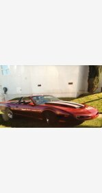 1992 Pontiac Firebird Convertible for sale 101255992