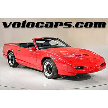 1992 Pontiac Firebird Trans Am Convertible for sale 101562301