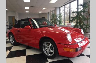 1992 Porsche 911 Cabriolet for sale 101419140