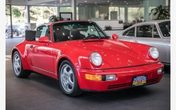 1992 Porsche 911 Cabriolet for sale 100967265