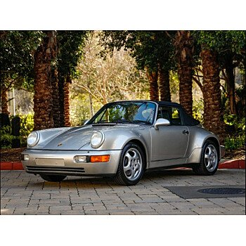 1992 Porsche 911 Cabriolet for sale 101022976