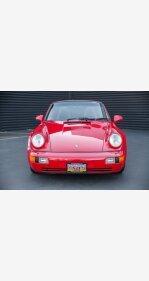 1992 Porsche 911 Cabriolet for sale 101076419