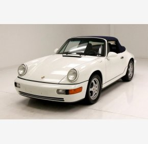 1992 Porsche 911 Cabriolet for sale 101195208